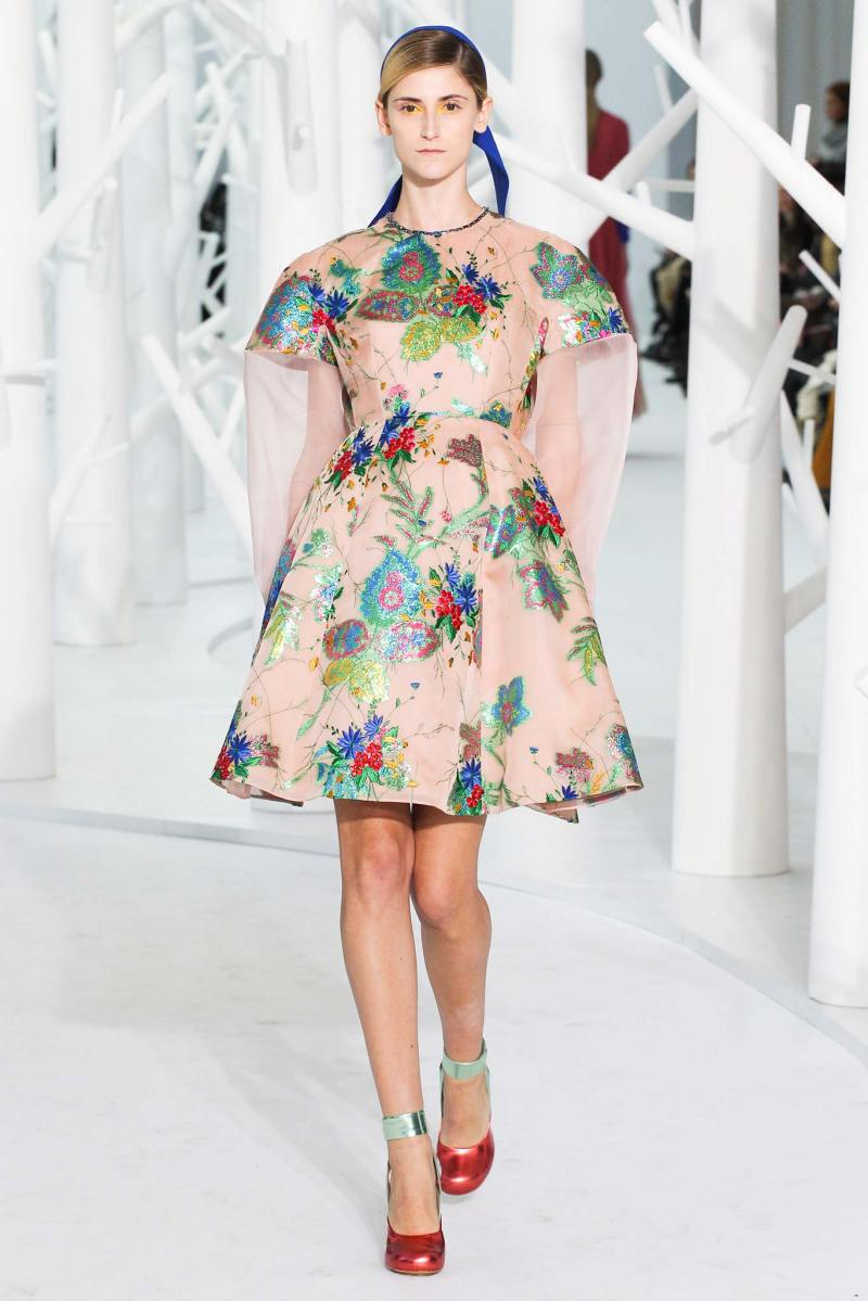 Delpozo Ready to Wear FW 2015 NYFW (42)