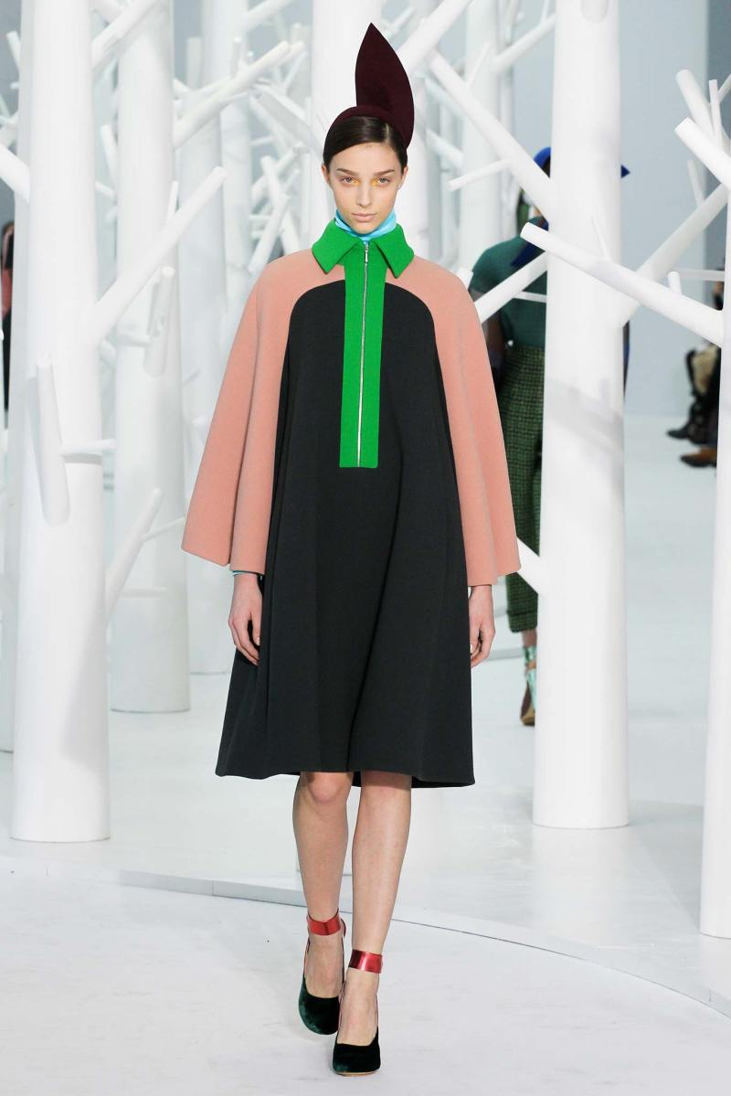 Delpozo Ready to Wear FW 2015 NYFW (5)