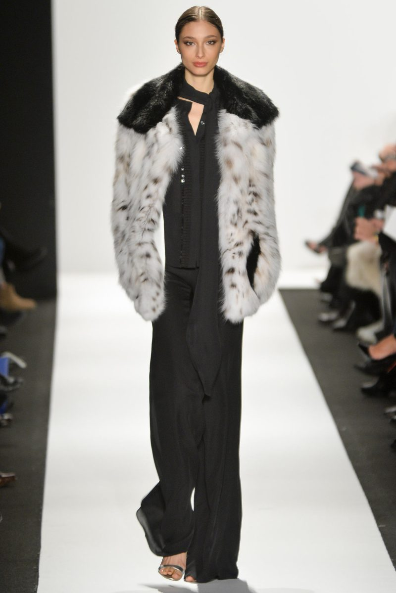 Dennis Basso Ready to Wear FW 2015 NYFW (12)