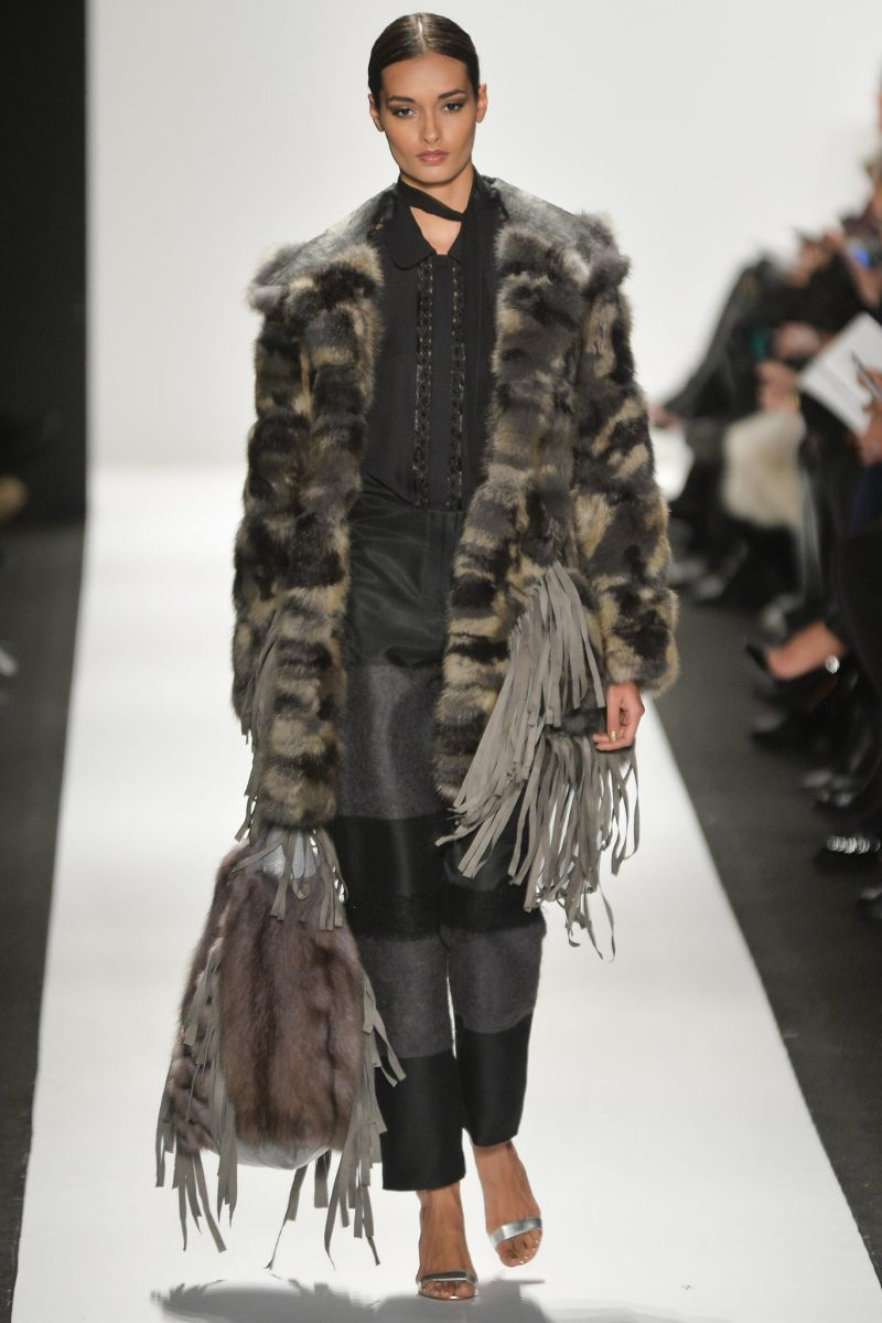 Dennis Basso Ready to Wear FW 2015 NYFW (16)