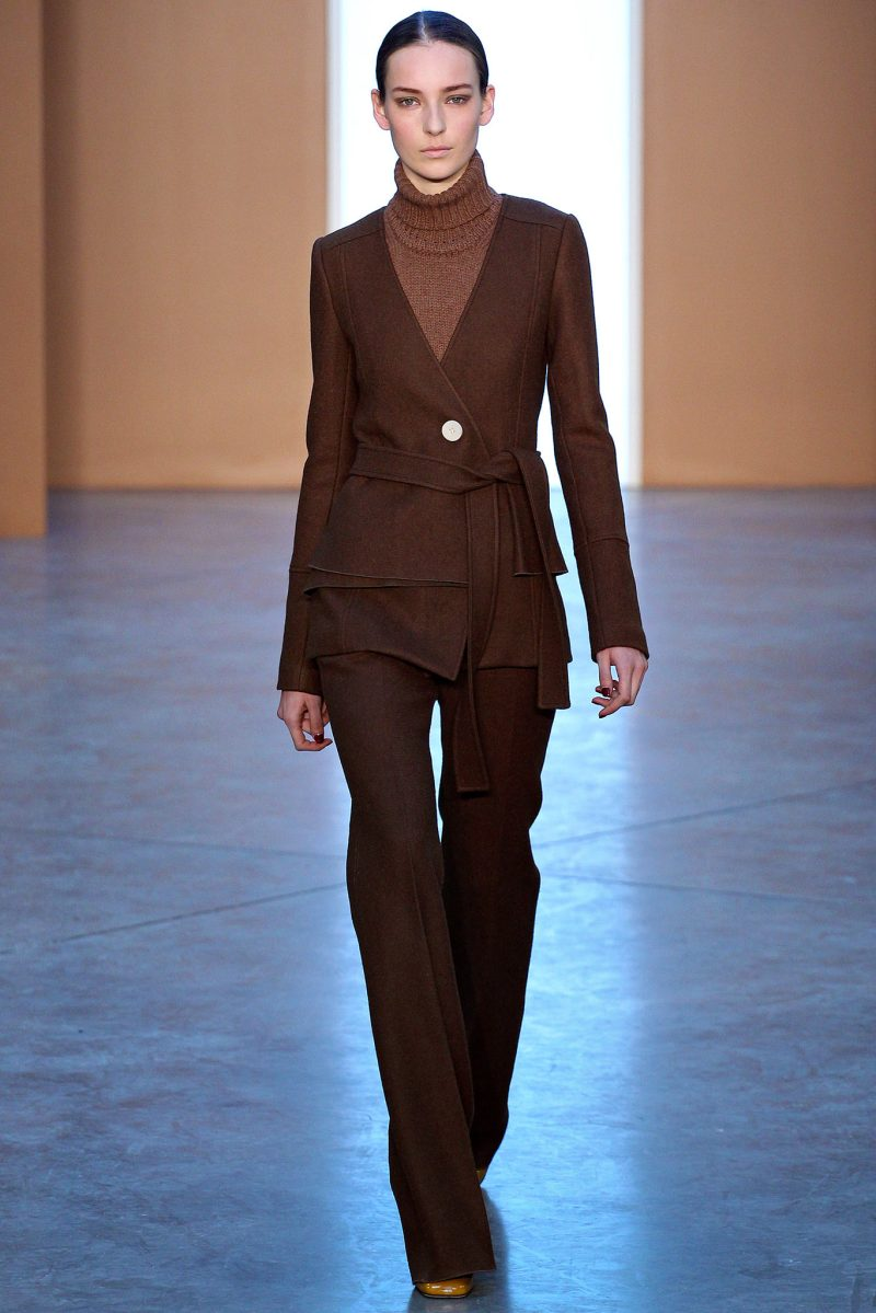 Derek Lam Ready to Wear FW 2015 NYFW (2)