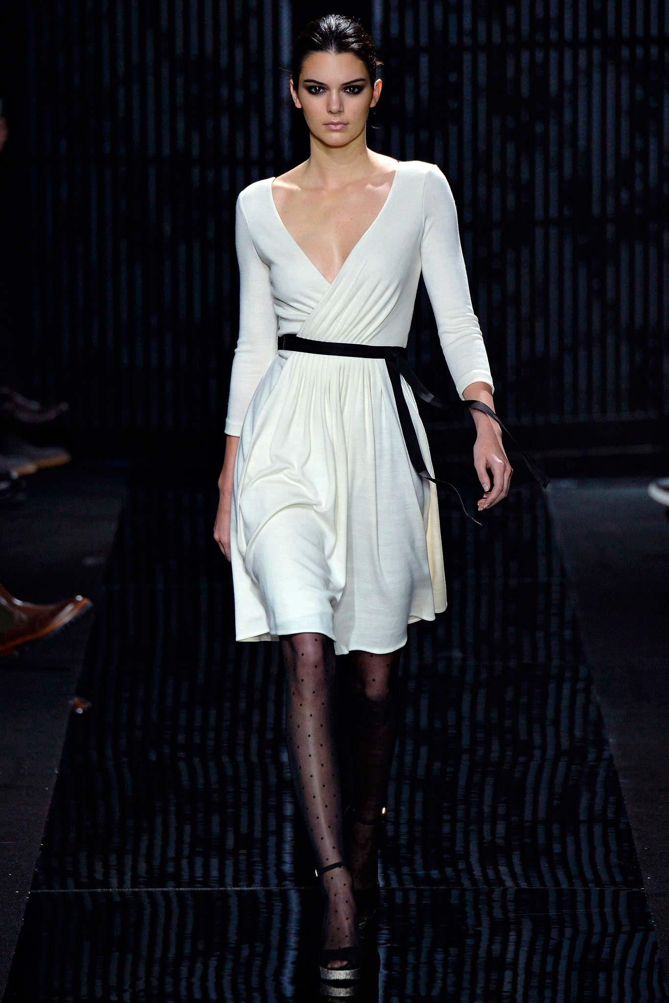 Diane von Furstenberg Ready to Wear FW 2015 NYFW