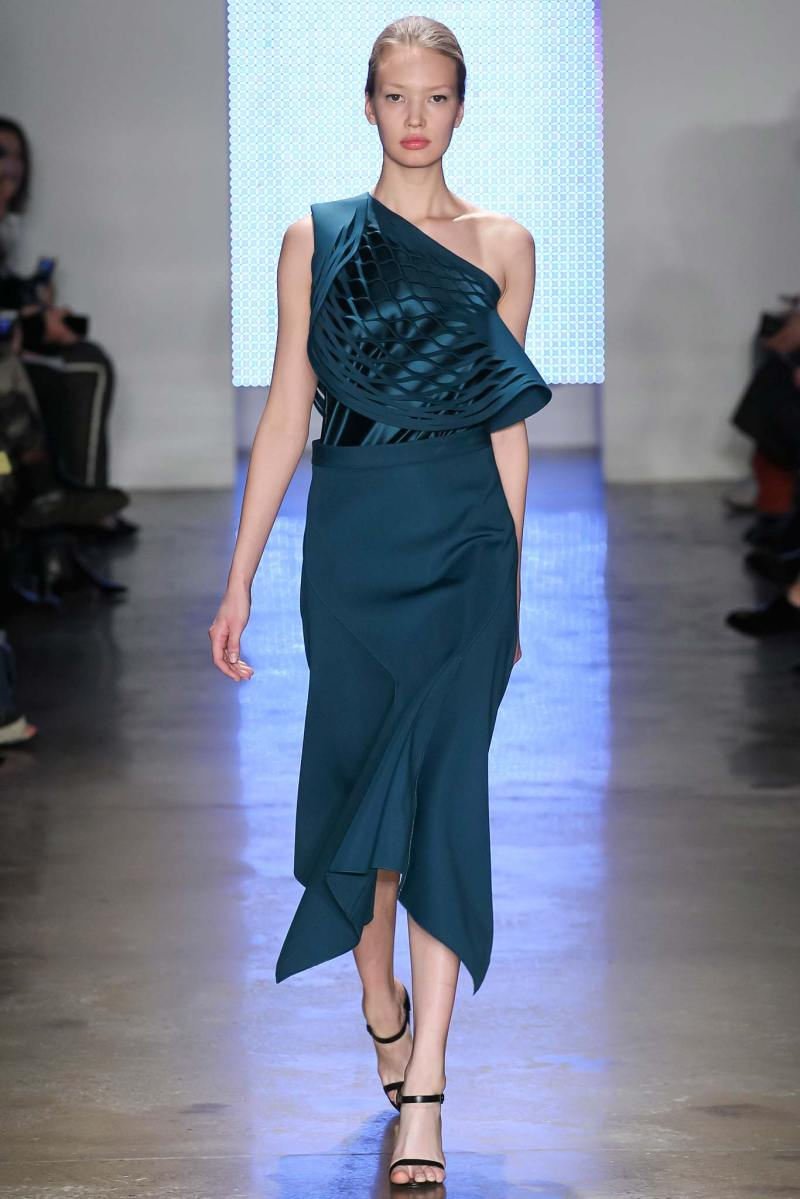 Dion Lee Ready to Wear FW 2015 NYFW (10)