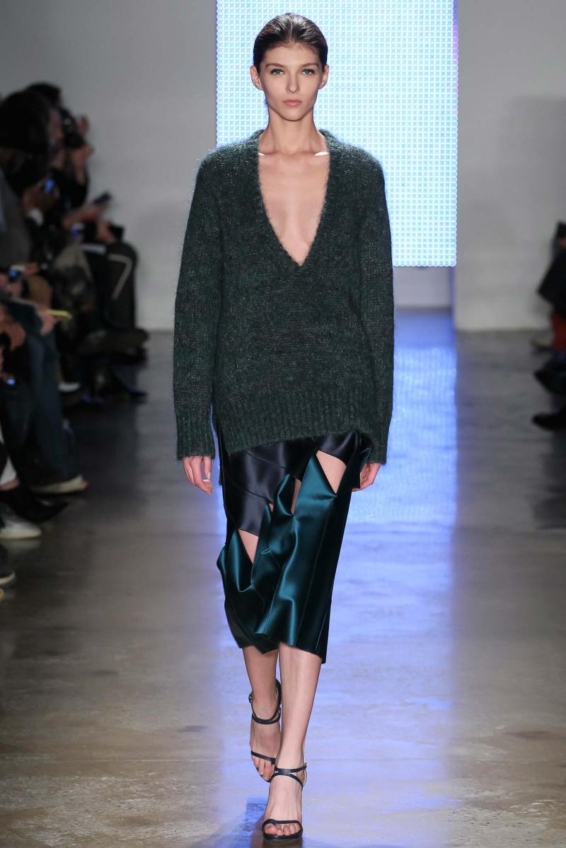Dion Lee Ready to Wear FW 2015 NYFW (14)