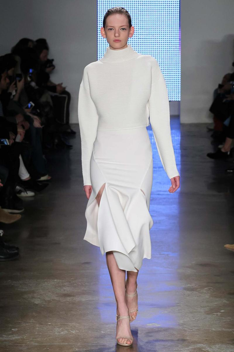 Dion Lee Ready to Wear FW 2015 NYFW (2)