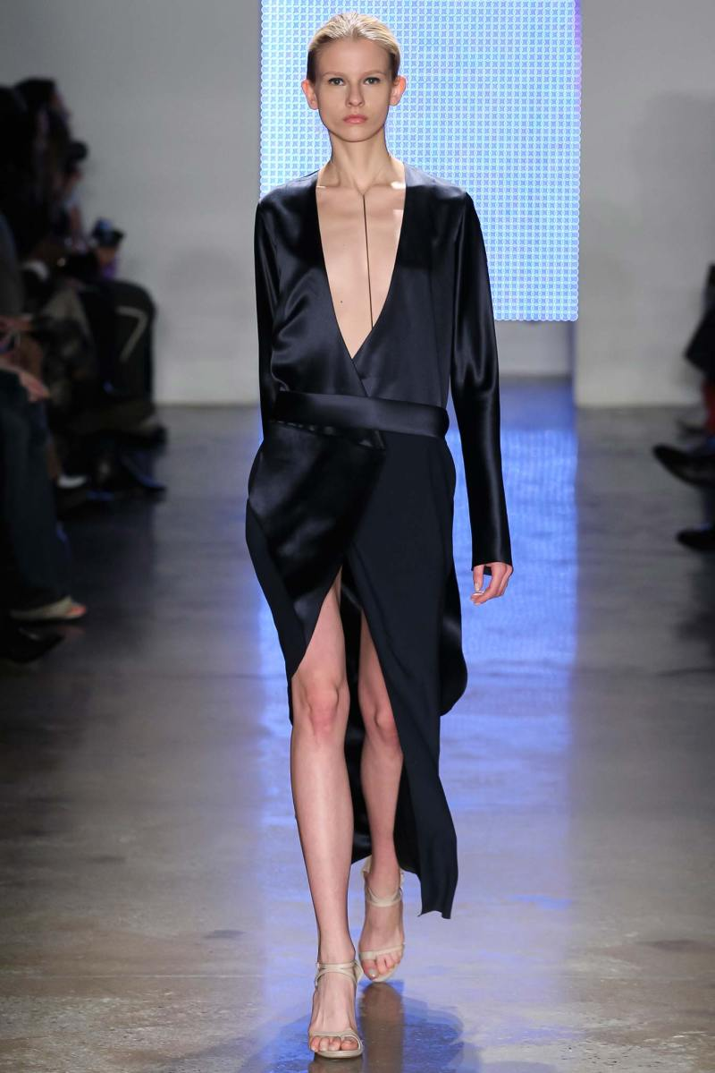 Dion Lee Ready to Wear FW 2015 NYFW (22)