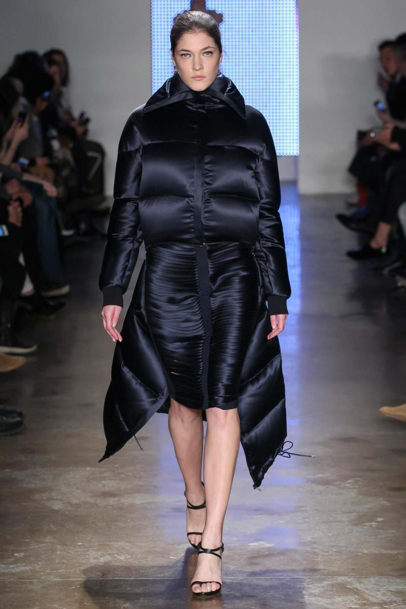 Dion Lee Ready to Wear FW 2015 NYFW (24)