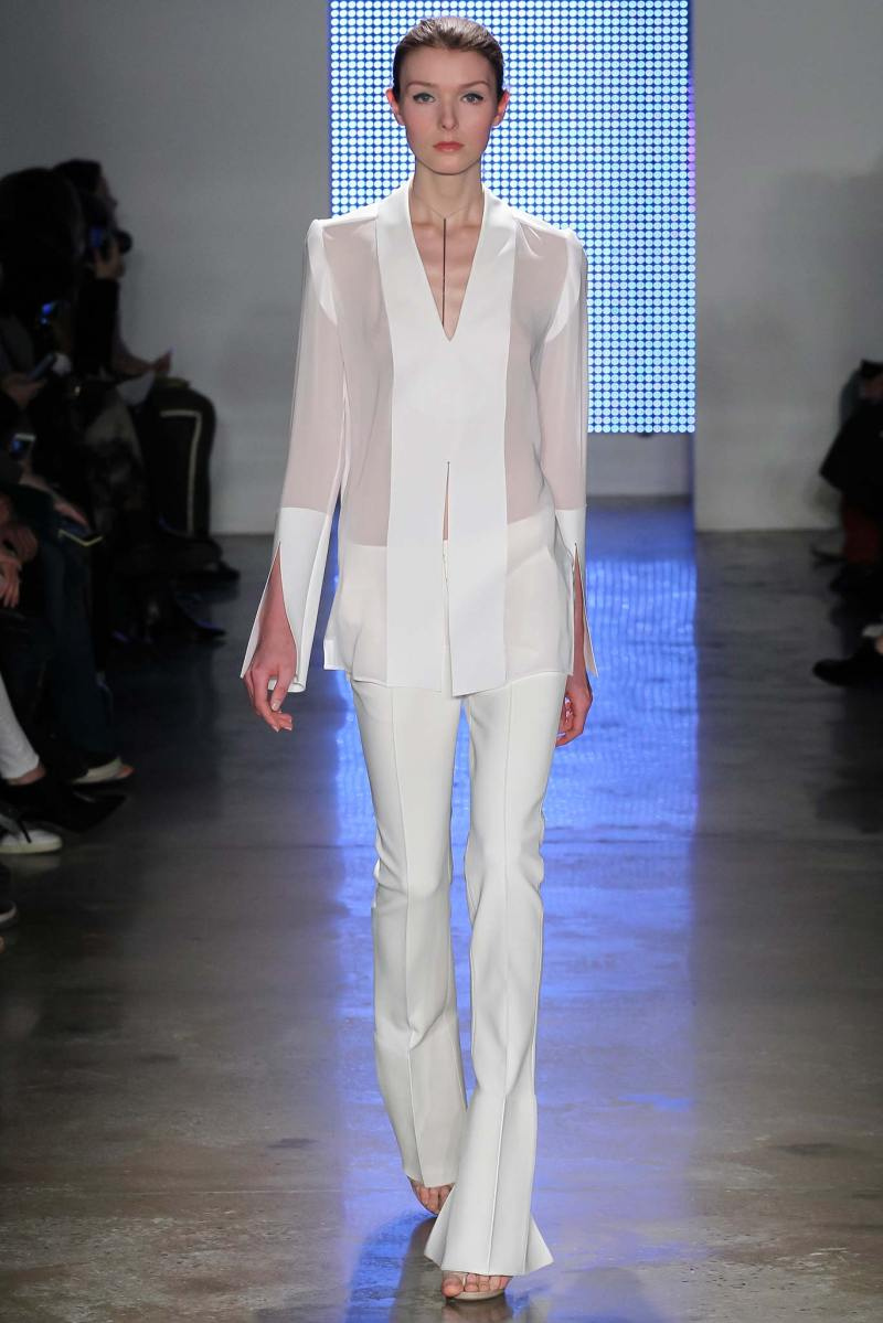 Dion Lee Ready to Wear FW 2015 NYFW (3)