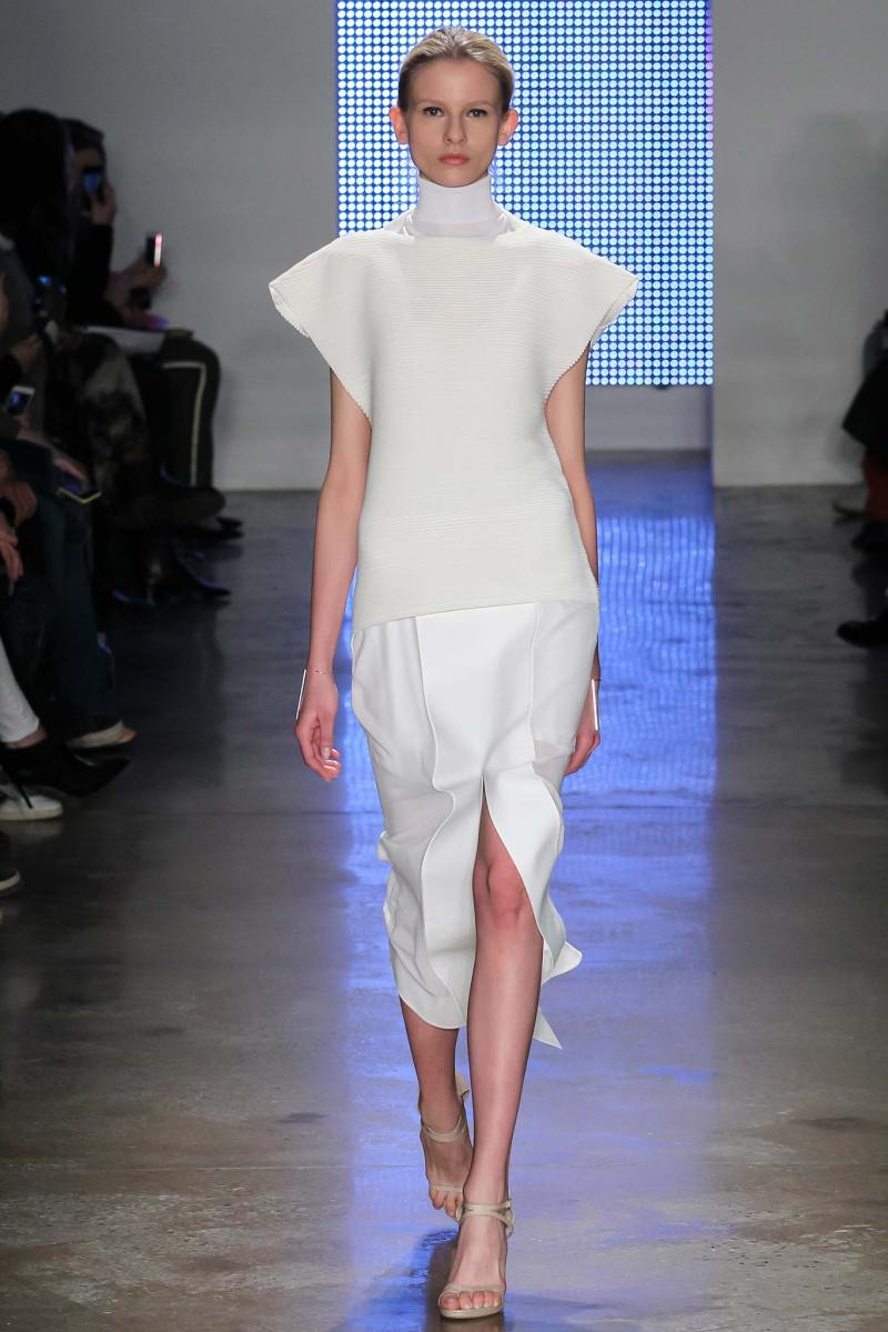 Dion Lee Ready to Wear FW 2015 NYFW (4)