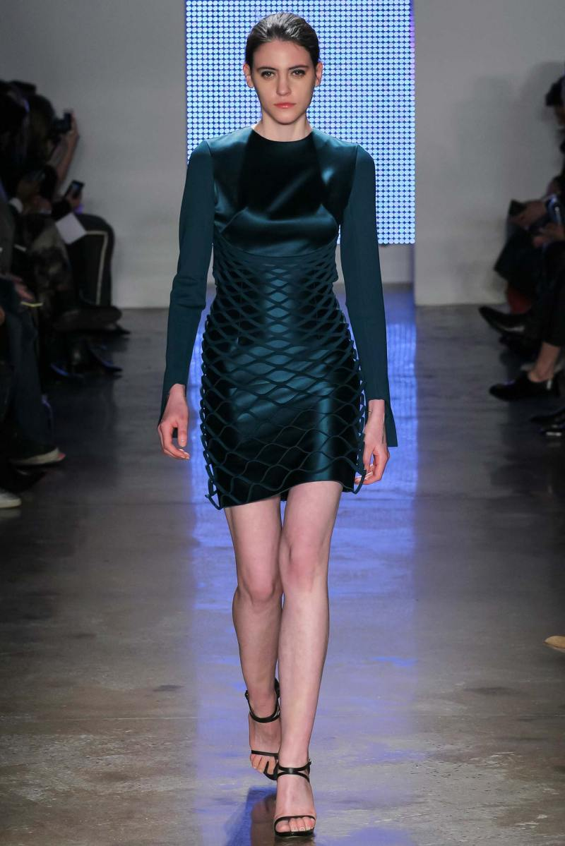 Dion Lee Ready to Wear FW 2015 NYFW (8)