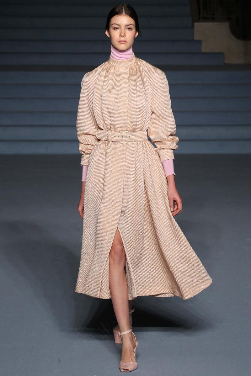 Emilia Wickstead Ready to Wear FW 2015 LFW (10)