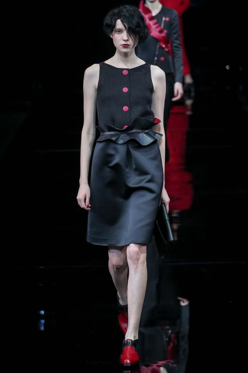 Emporio Armani Ready to Wear FW 2015 MFW (16)