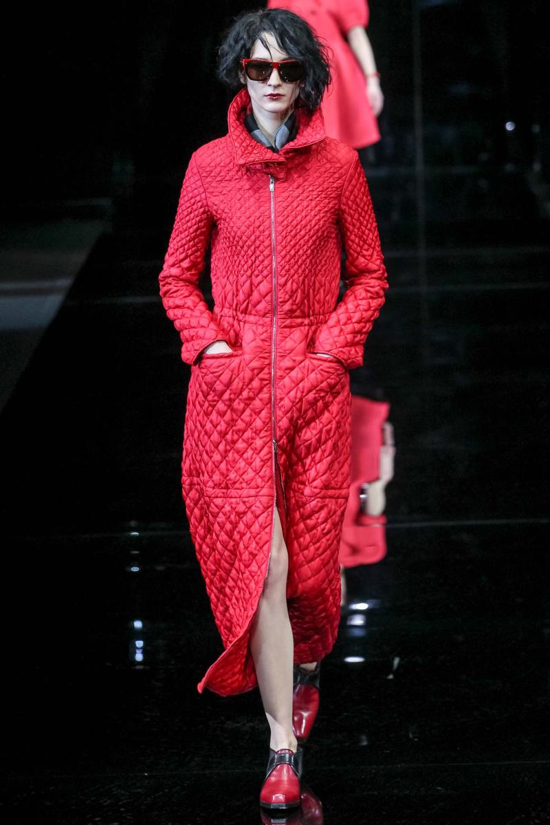 Emporio Armani Ready to Wear FW 2015 MFW (18)