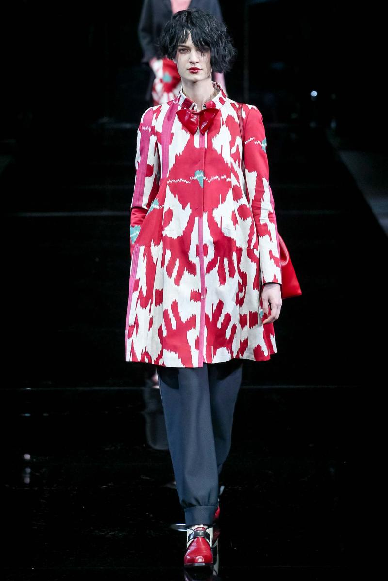 Emporio Armani Ready to Wear FW 2015 MFW (29)