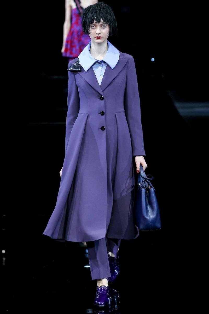 Emporio Armani Ready to Wear FW 2015 MFW (38)
