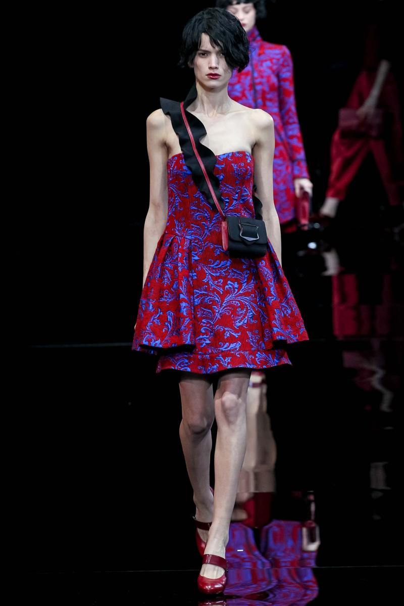 Emporio Armani Ready to Wear FW 2015 MFW (39)