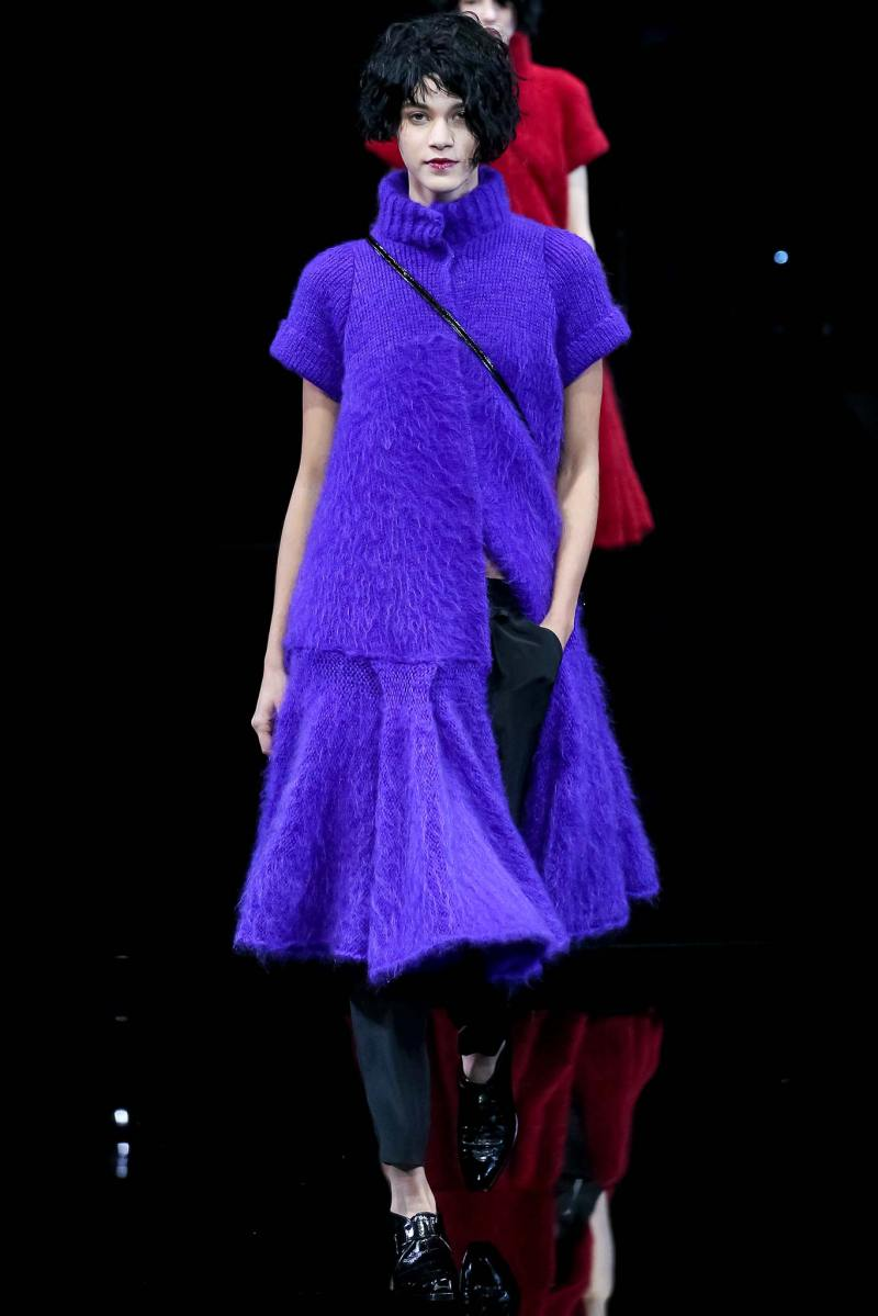 Emporio Armani Ready to Wear FW 2015 MFW (42)