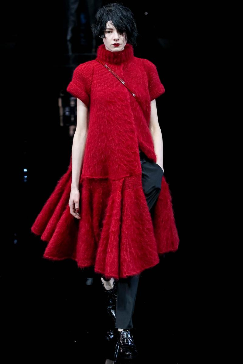 Emporio Armani Ready to Wear FW 2015 MFW (43)
