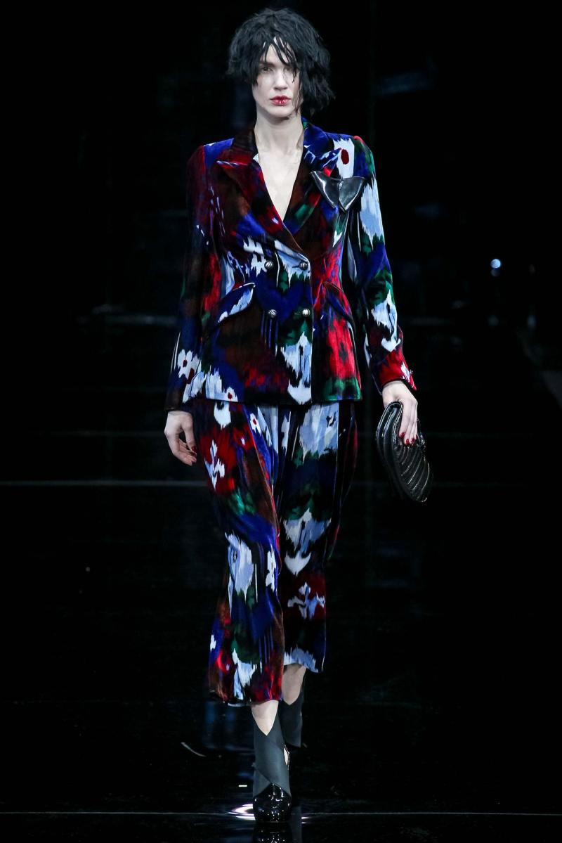 Emporio Armani Ready to Wear FW 2015 MFW (51)