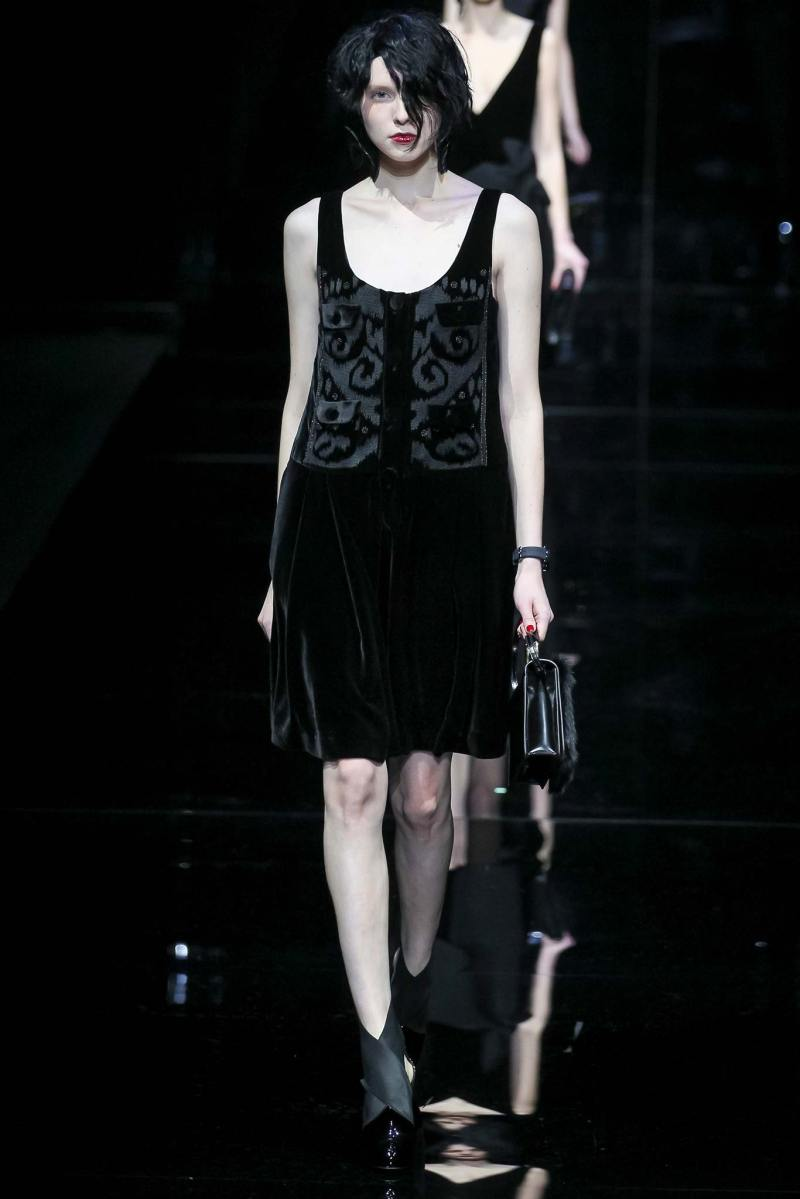 Emporio Armani Ready to Wear FW 2015 MFW (57)