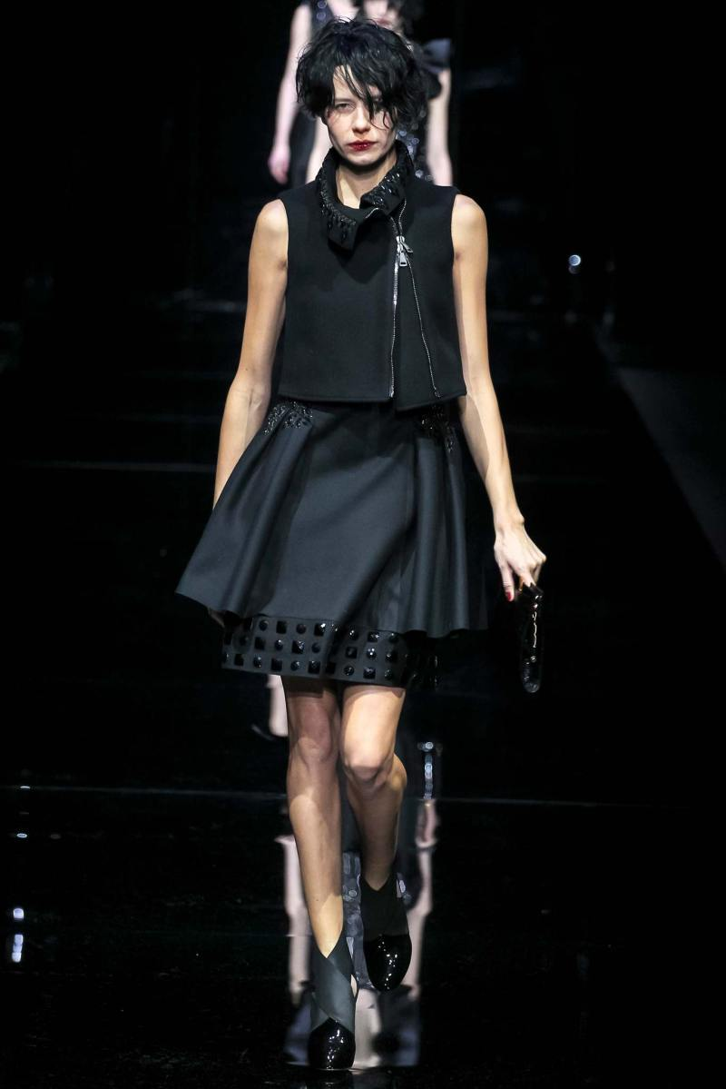 Emporio Armani Ready to Wear FW 2015 MFW (63)
