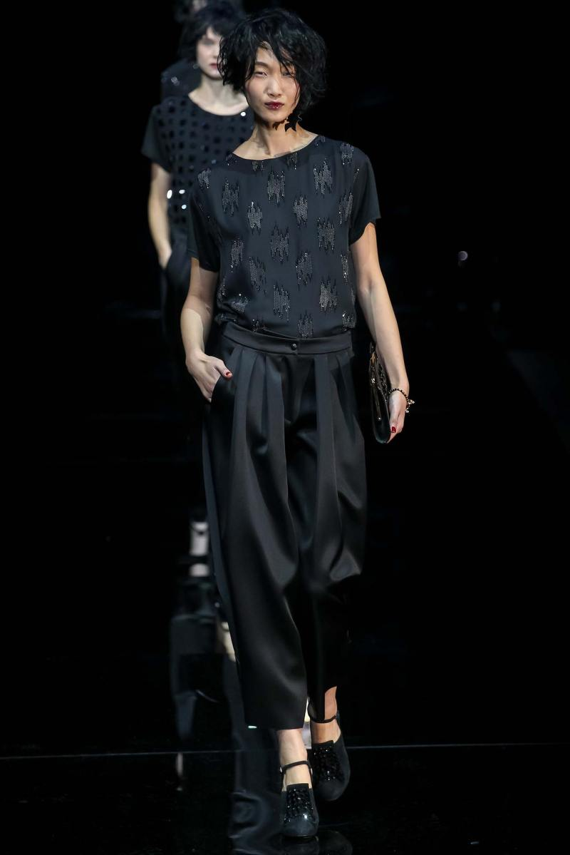 Emporio Armani Ready to Wear FW 2015 MFW (66)