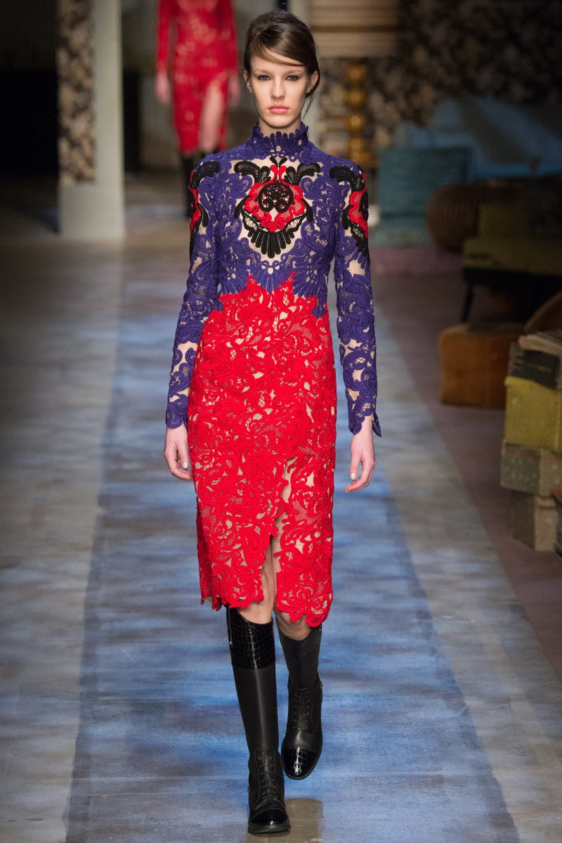 Erdem Ready to Wear FW 2015 LFW (18)