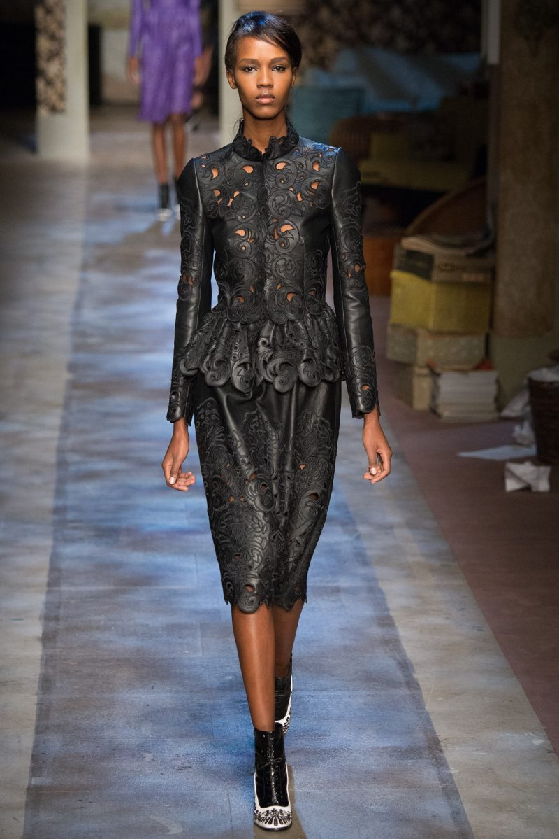 Erdem Ready to Wear FW 2015 LFW (21)