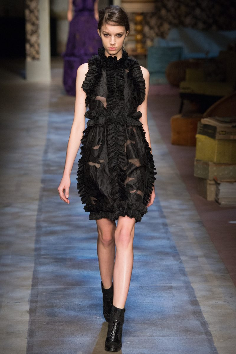 Erdem Ready to Wear FW 2015 LFW (33)