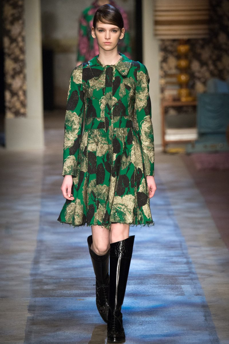 Erdem Ready to Wear FW 2015 LFW (5)