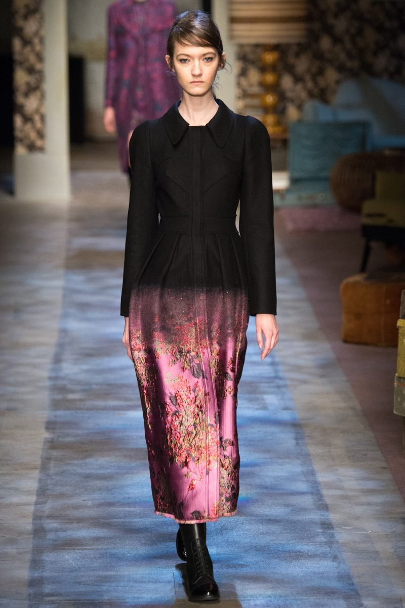 Erdem Ready to Wear FW 2015 LFW (9)