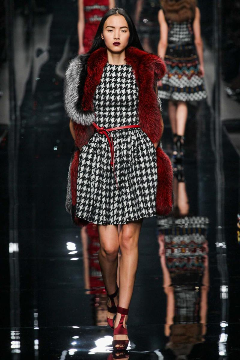 Ermanno Scervino Ready to Wear FW 2015 MFW (10)