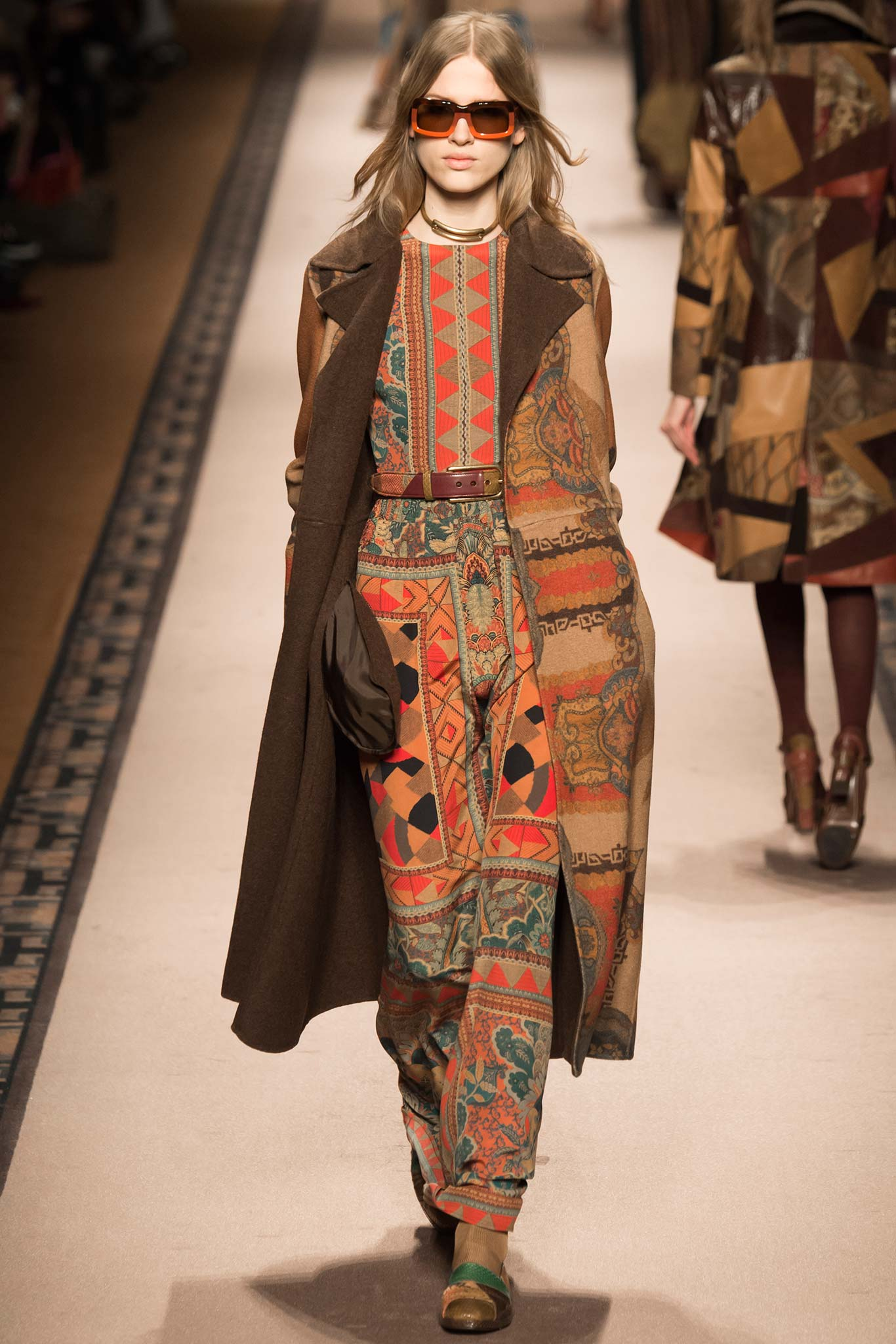 Etro Ready to Wear F/W 2015 MFW