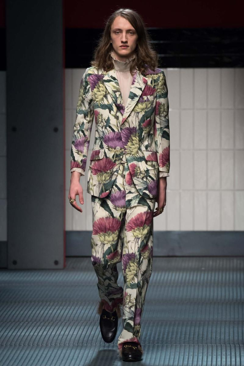 Gucci Ready to Wear FW 2015 MFW (31)