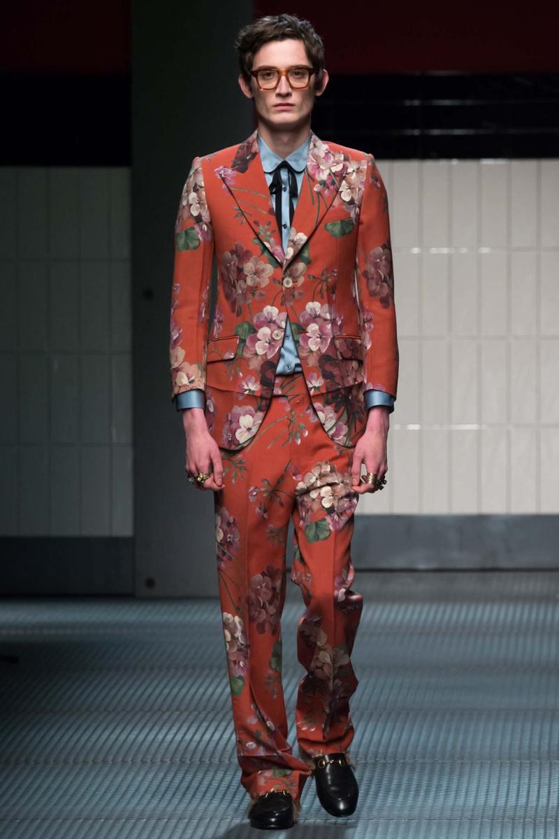 Gucci Ready to Wear FW 2015 MFW (38)