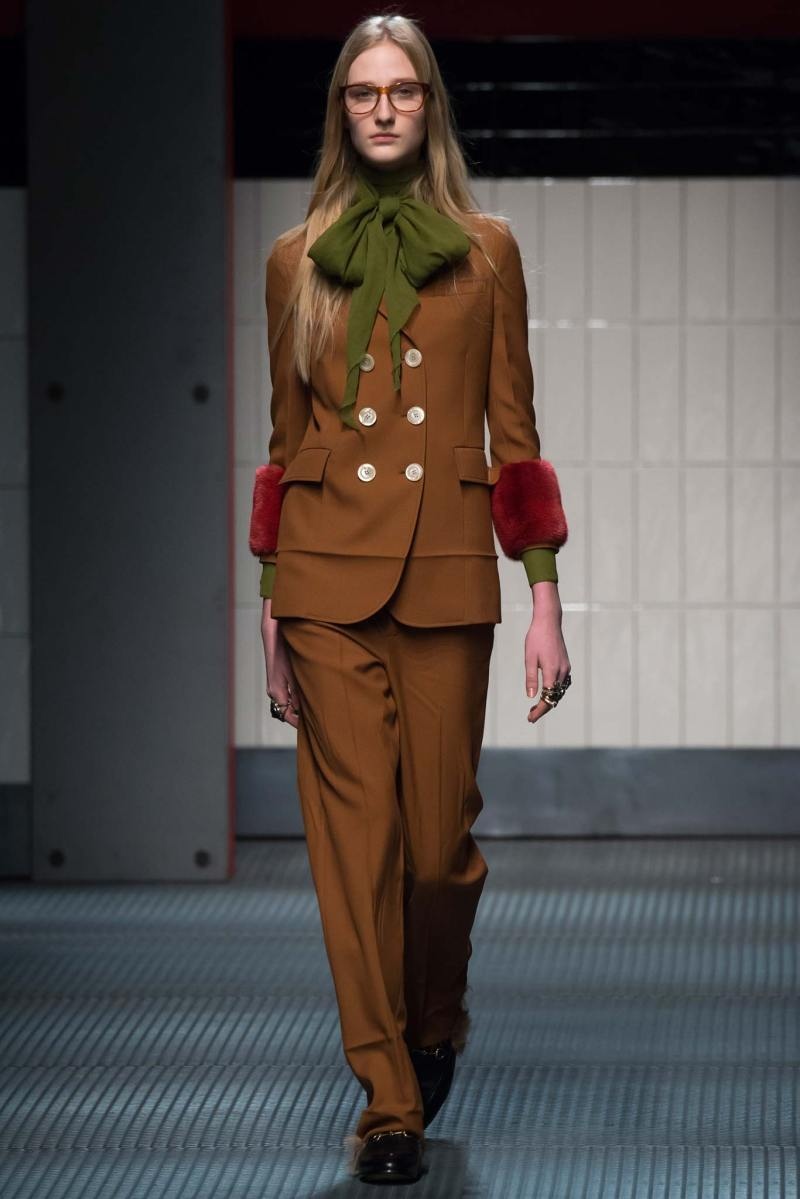 Gucci Ready to Wear FW 2015 MFW (42)