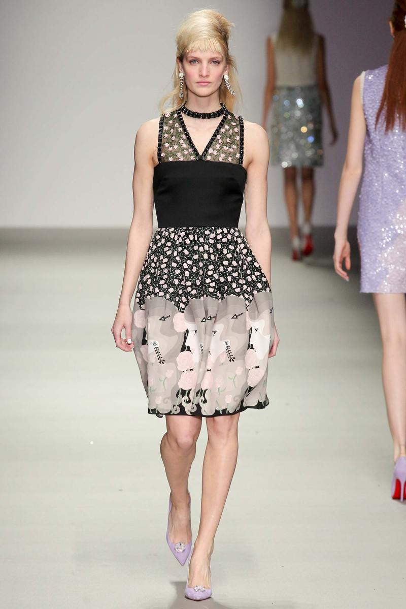 Holly Fulton Ready to Wear FW 2015 LFW (17)