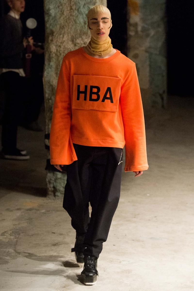 Hood by Air Ready to Wear FW 2015 NYFW (25)