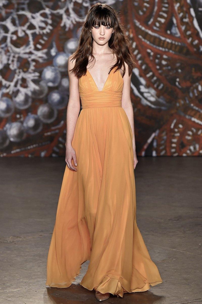 Jenny Packham Ready to Wear FW 2015 NYFW (11)