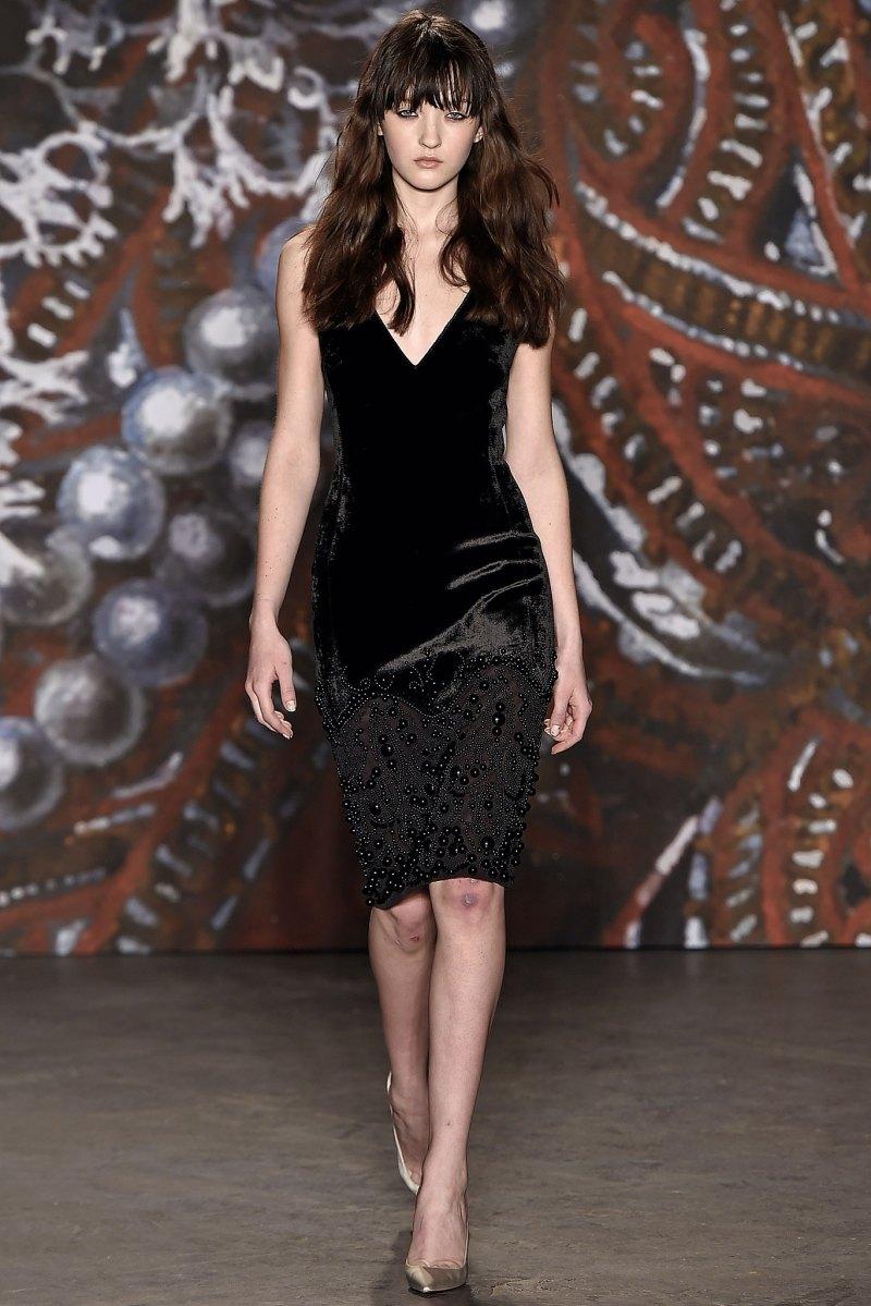 Jenny Packham Ready to Wear FW 2015 NYFW (23)