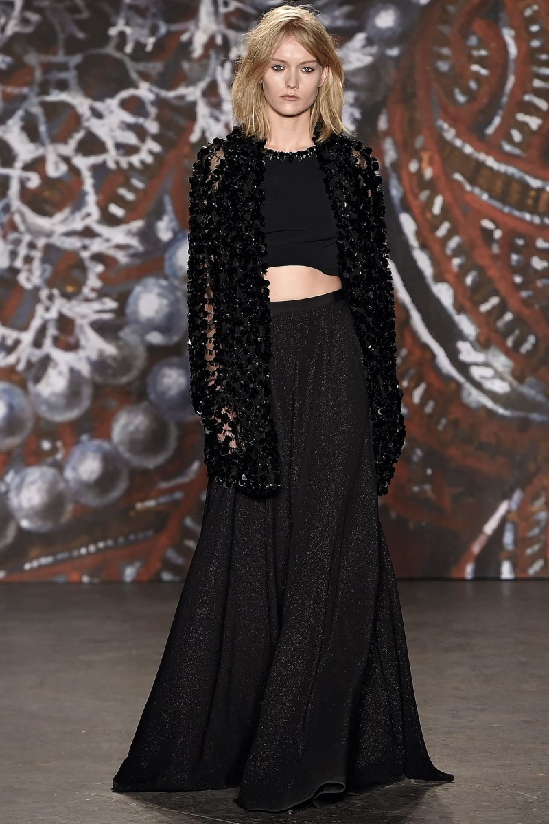 Jenny Packham Ready to Wear FW 2015 NYFW (25)