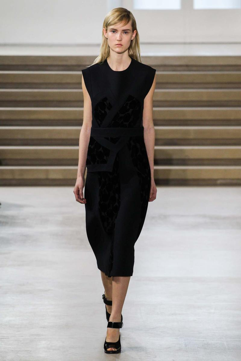 Jil Sander Ready to Wear FW 2015 MFW (37)