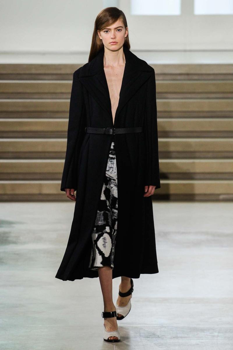 Jil Sander Ready to Wear FW 2015 MFW (41)