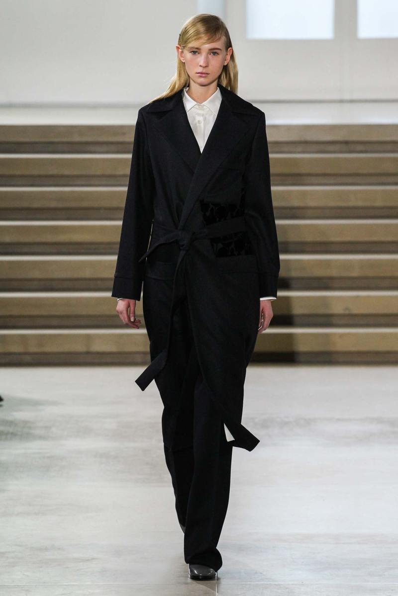 Jil Sander Ready to Wear FW 2015 MFW (43)