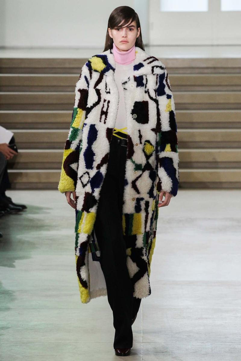 Jil Sander Ready to Wear FW 2015 MFW (7)