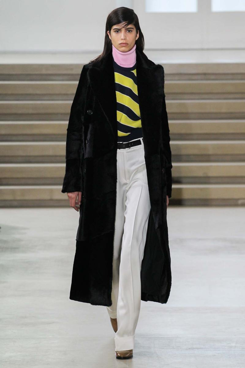 Jil Sander Ready to Wear FW 2015 MFW (8)