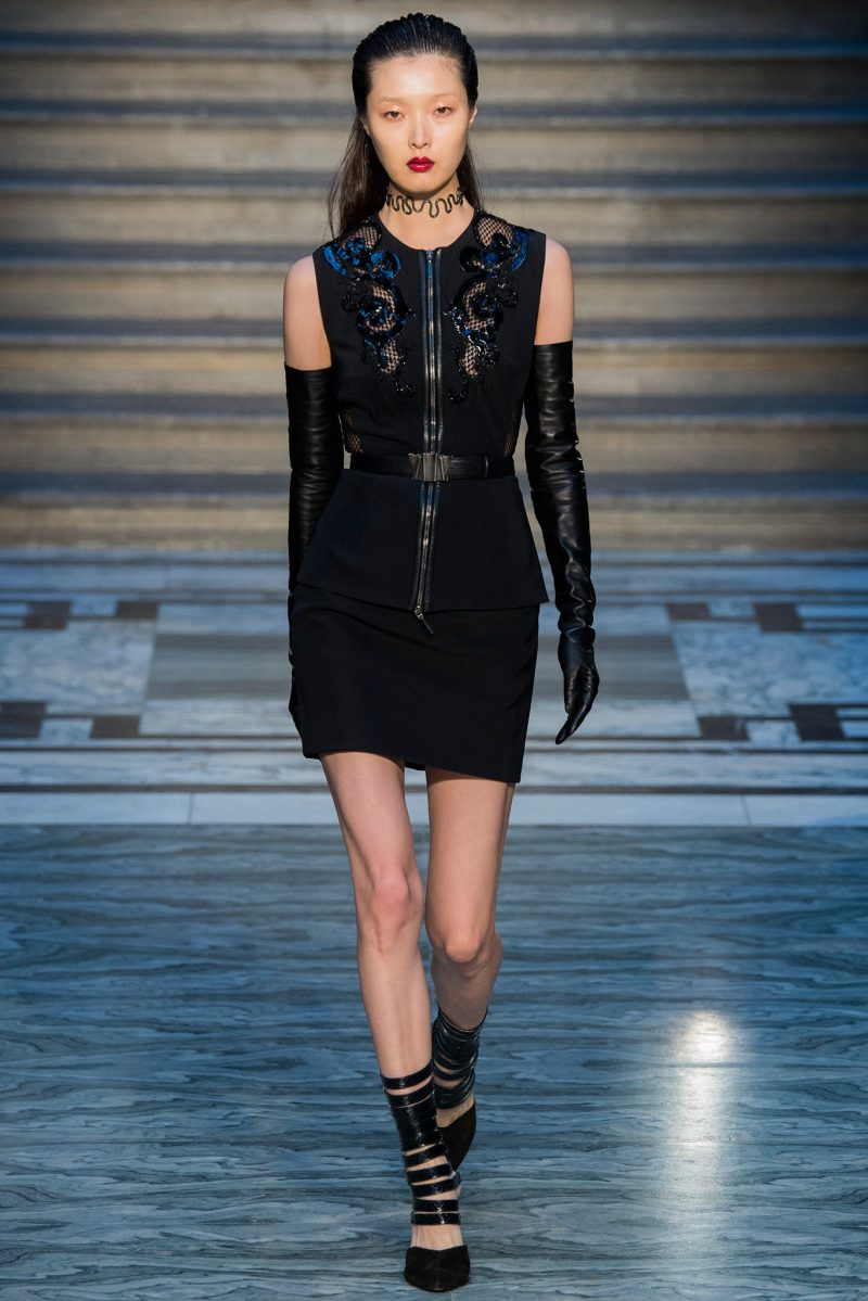 Julien Macdonald Ready to Wear FW 2015 LFW (2)