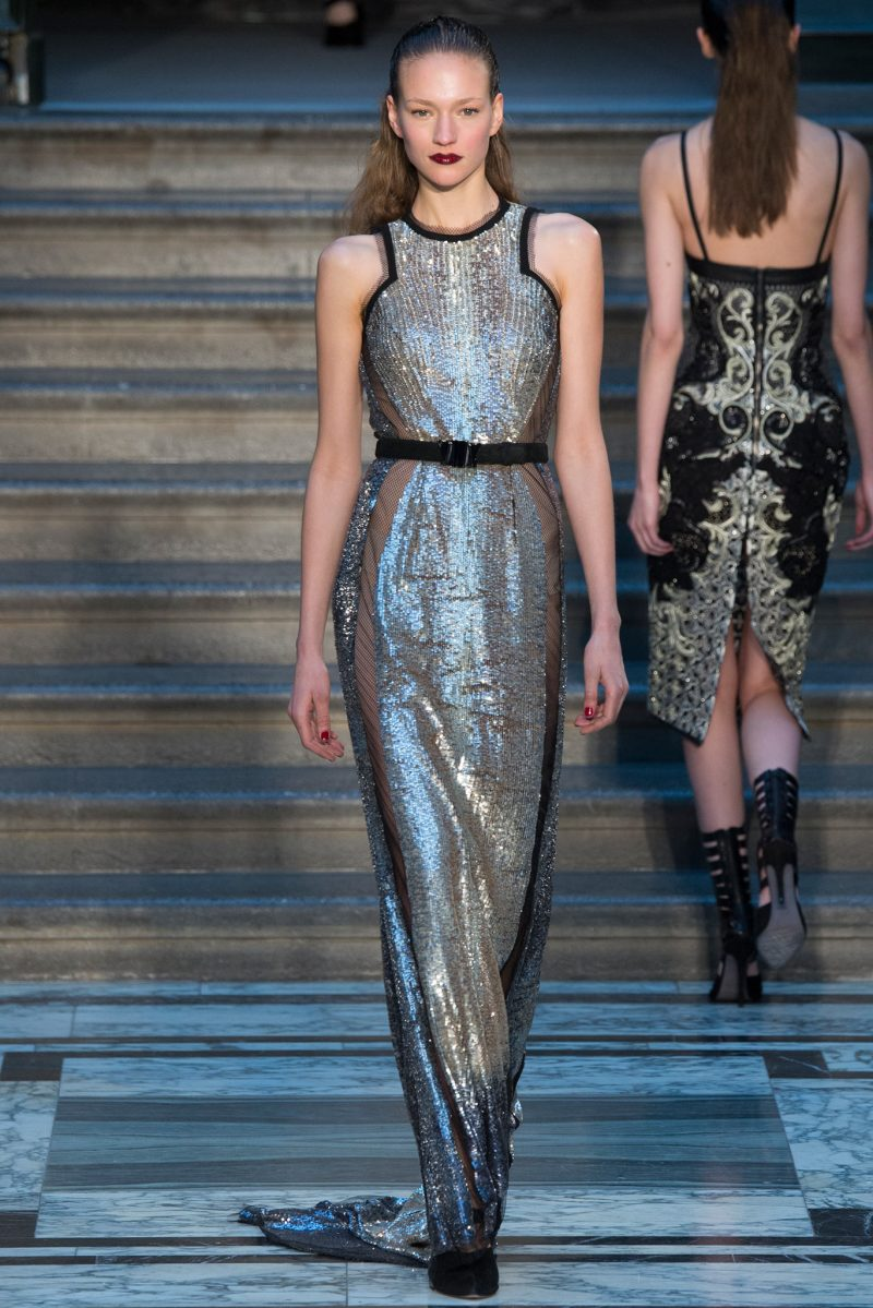 Julien Macdonald Ready to Wear FW 2015 LFW (34)