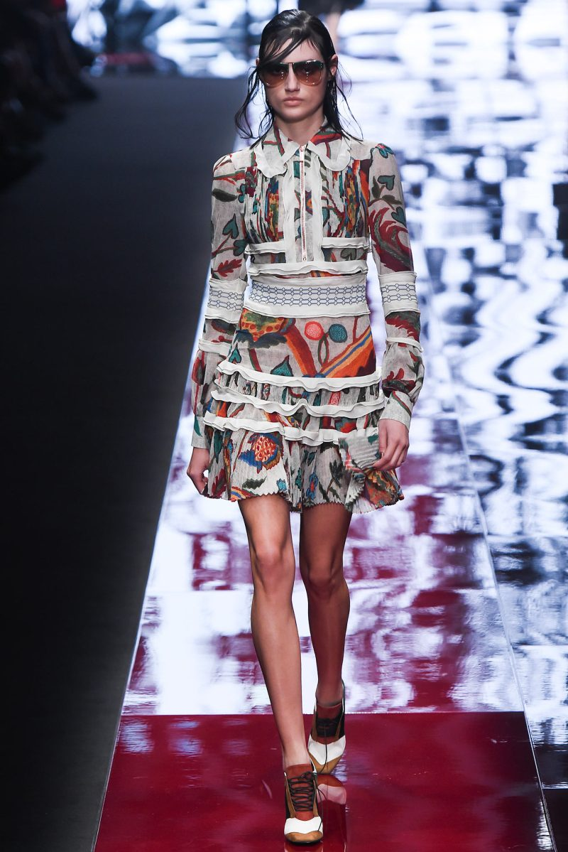 Just Cavalli Ready to Wear FW 2015 MFW (11)