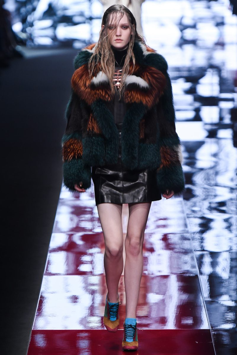 Just Cavalli Ready to Wear FW 2015 MFW (12)